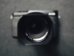 Fuji X-E1 mit 35mm F/1.4 Objektiv